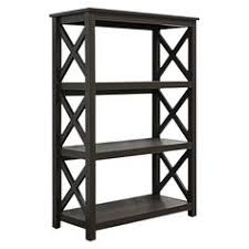 parsons 5 shelf bookcase threshold 5 shelf bookcase