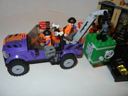 jeep lego lego dc universe super heroes the batmobile and the two face chase