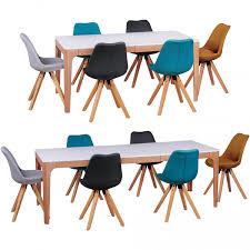 Esszimmertisch 90 X 90 Ausziehbar Wohnling Esszimmertisch Nora 160 220 X 76 X 90 Cm Mdf Holz