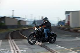 2016 harley davidson sportster suspension update tested