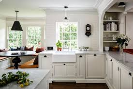 bay window kitchen ideas bay window banquette design ideas