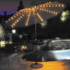 Patio Lights For Sale Best 25 Patio Umbrella Lights Ideas On Pinterest Umbrella For