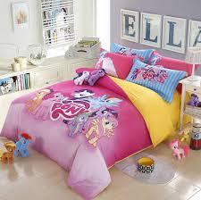little girls twin bedding sets my little pony girls double quilt duvet cover bed sets children u0027s