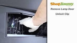 dlp tv light bulb replacement dlp tv repair replacing installing bp96 01653a