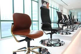 Office Swivel Chair Milestone Gallery Wilkhahn Showroom Singapore Fs Line Classic