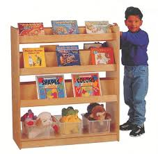 Classroom Bookshelf Kids Furniture Bookshelf For Preschool Classroom Furniture H 08503