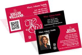 Keller Williams Business Cards Keller Williams Business Cards Approved Supplier