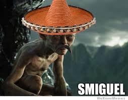 Smeagol Meme - smiguel weknowmemes