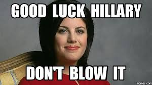 Funny Good Luck Memes - 50 very funny hillary clinton memes images pictures picsmine