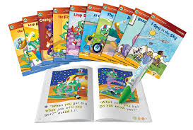 amazon com leapfrog leapreader system learn to read 10 book