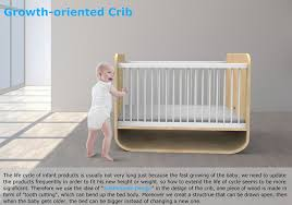 Baby Crib Beds The Growing Bed Yanko Design