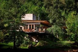 forest house 15 modern forest homes that ll take you close to nature in pictures