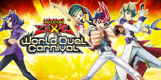 yu gi oh zexal world duel carnival nintendo 3ds games