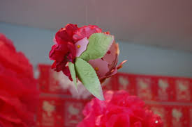 tutorial tuesday diy hanging flower ball party decorations u2013 cate