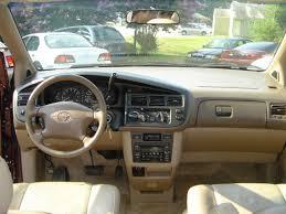 2001 Toyota Avalon Interior 2001 Toyota Sienna Information And Photos Zombiedrive