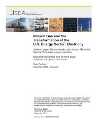 91 comanche metric ton value natural gas and the transformation of the u s energy sector