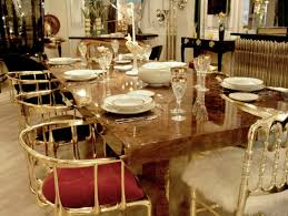 Luxurious Dining Table 20 Modern Dining Tables To Be Inspired By
