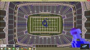 Metlife Stadium Floor Plan by Minecraft Metlife Stadium Download Youtube