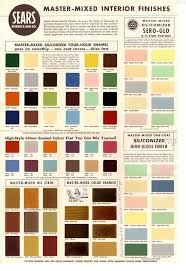Color Palettes For Home Interior 26 Best Color Palette Mid Century Images On Pinterest Colors