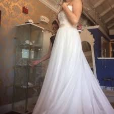 Bella Wedding Dress Bella Bridal Shoppe 17 Reviews Bridal 339 W Cummings Park