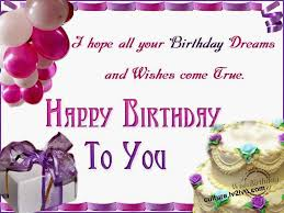 Happy Birthday Wish Happy Birthday Wishes For Friends And Family Happy Birthday Wishes