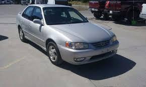 toyota corolla 2001 s 2001 toyota corolla s 4dr sedan in post falls id cda wheels