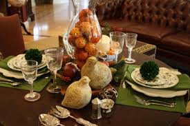 Thanksgiving Table Setting by Thanksgiving Table Setting Youtube