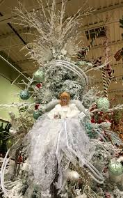 Arcadia Floral And Home Decor Angel Christmas Tree Topper Gardens And Landscapings Decoration