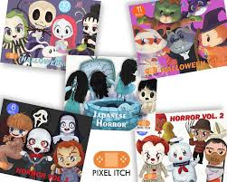 halloween clipart cute collection horror clipart halloween clipart horror illustration scary