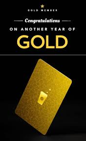 starbuck gold card starbucks gold card 魔手