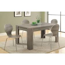Dark Dining Room Table by Monarch Dining Table 36