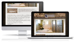 Shower Doors Atlanta by Custom Website Design