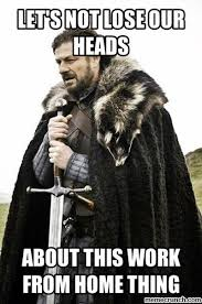 Working From Home Meme - from home meme