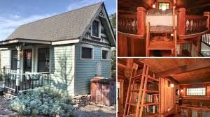 tiny houses for rent colorado 10 teeny tiny houses available for rent abc news