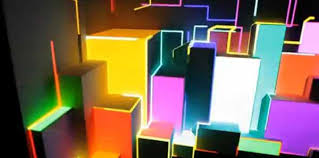 3d light show 3d projection mapping home light show partly irrelevant