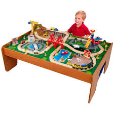 carousel train table set ashley coffee table with storage furniture t845 lift top table 46