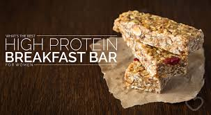 breakfast bar what u0027s the best high protein breakfast bar for women
