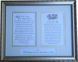 pastor s pastor s personalized framed poems