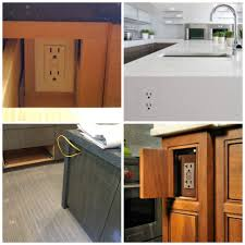 Kitchen Island Outlets by Kitchen Counter Height Outlets