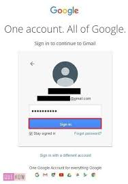 Login Gmail How To Check Gmail Login History Quehow