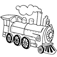 Steam Locomotive Coloring Pages Locomotive Of Steam Train Coloring Page Netart by Steam Locomotive Coloring Pages