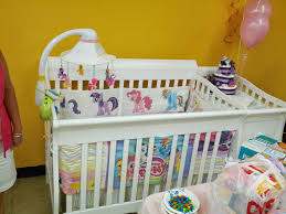 Pony Crib Bedding My Pony Crib Set Madfoamingcat S Fumbled Creations