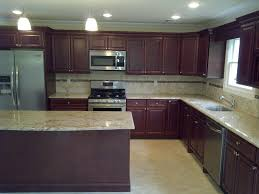 kitchen cherry cabinets new pleasing all wood kitchen cabinets
