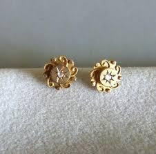 gold earring backs small gold earrings for gold earring backs walmart watford
