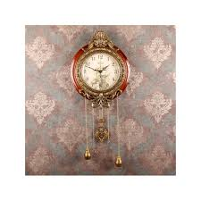 European Inspired Home Decor Home Decor Decorative Clocks European Style Wall Clock Wood