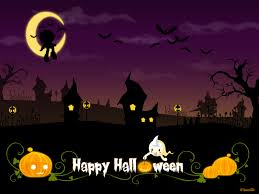 happy halloween desktop backgrounds clipartsgram com