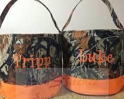 halloween bucket etsy