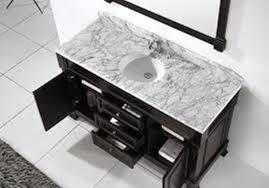 Vanity With Carrera Marble Top Bathrooms Design Discount Vanity Sets Amazon Bathroom Vanities