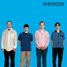 blue photo album weezer 1994 album