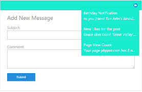 Count Pages In Php Scripts Like Header Notification In Php
